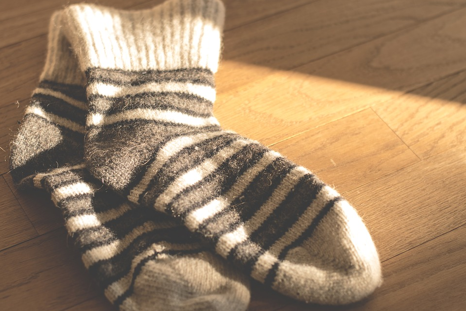 Wollsocken - die bequeme Alternative für den Winter